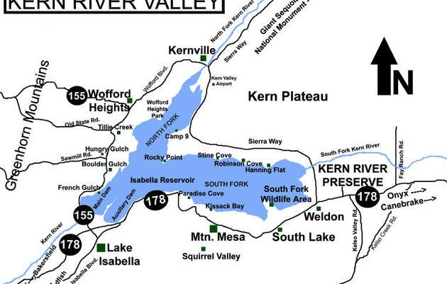 Visiting Kern River Preserve
