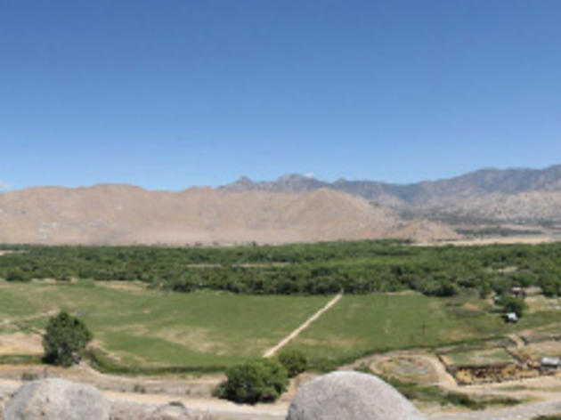 A Virtual Tour of the Kern River Preserve